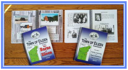 Eileen Area Historical Society - Books