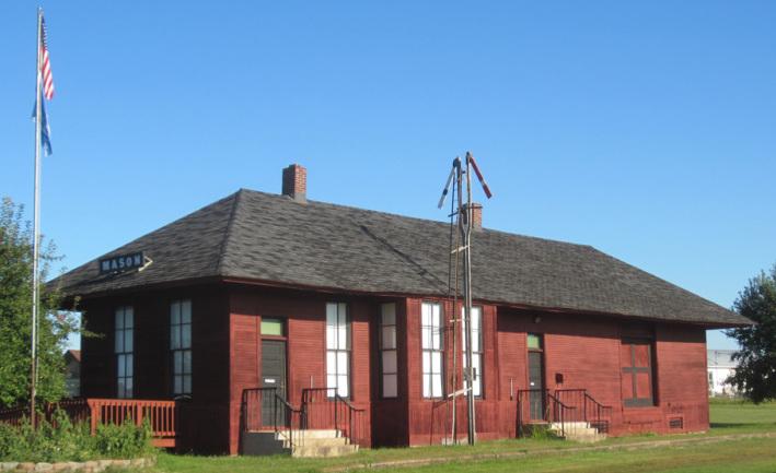 Mason Wisconsin Historical Society