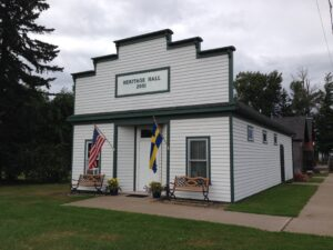 Port Wing Wisconsin Heritage Hall Museum