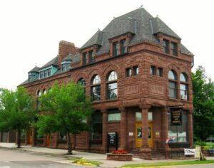 Washburn Wisconsin Cultural Center